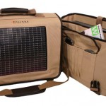 Eclipse announces Fusion canvas and leather solar bag