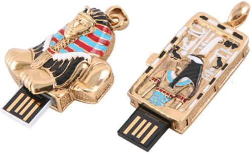 Ancient Egyptian USB drives