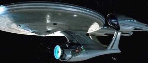 The New U.S.S. Enterprise