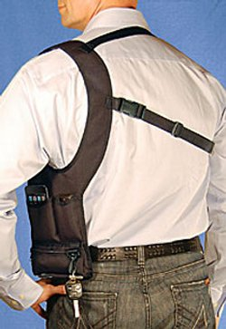e-Volve gadget shoulder holster