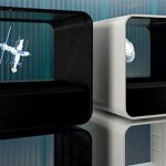 Holocube 3D Projection Box won't let you talk to Darth Vader