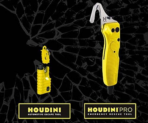 Houdini tool helps you escape from your car