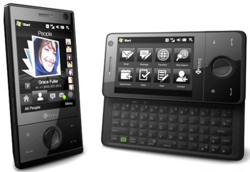 HTC Touch Pro now available online