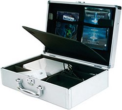 Intec G5660 Pro Gamer case for the Wii