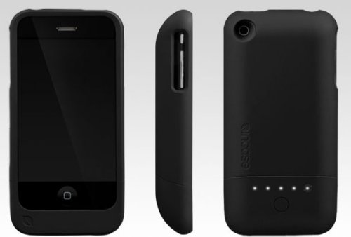 iPhone 3G Incase Power Slider doubles the battery, lets you sync