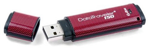 Kingston DataTraveler DT150 hits 64GB