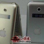China produces knock off flip iPhone