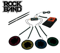 Mad Catz Rock Band Drums