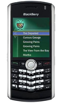 Tivo mobile allowing programming through mobile phones, beta release