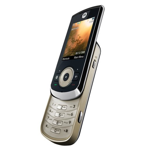 Motorola's VE66 5-megapixel phone