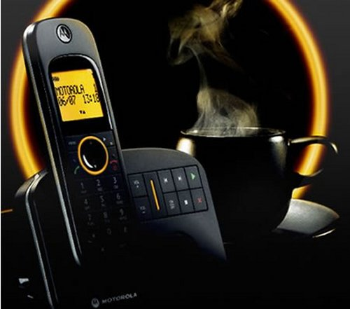 Motorola intros D10 and D11 digital cordless phones