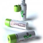 Moixa USB rechargeable batteries