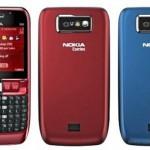 Nokia E63 now available