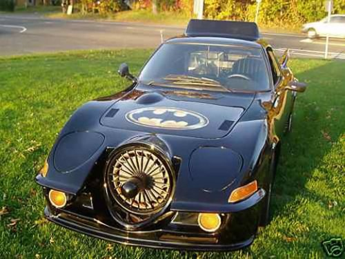 1973 GT Opel Batmobile is one odd Bat-car