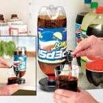 Fizz Saver keeps the fizz in your soda