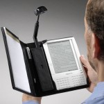 Periscope Lighted Folio makes Kindle readers glow