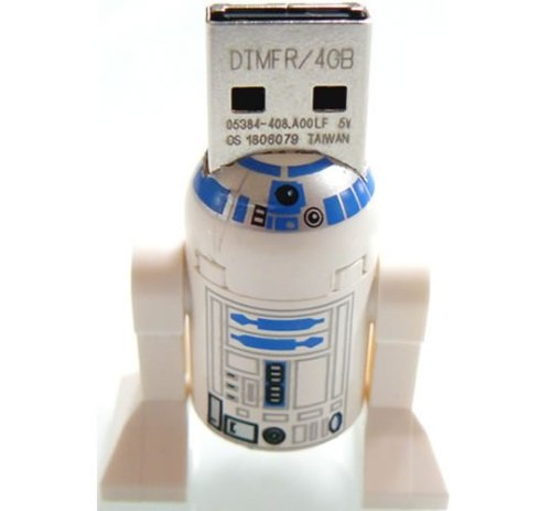 Lego R2-D2 USB flash drive