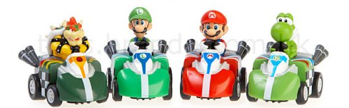 Mario Kart R/C racing set
