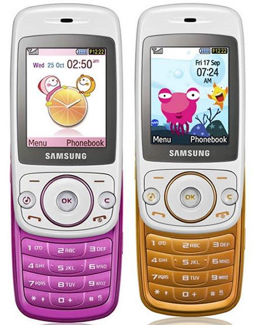 Samsung Tobi tweens phone