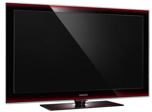 Samsung 50-inch Plasma TV