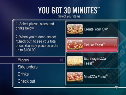 US TiVo users can now order & track Domino's Pizza