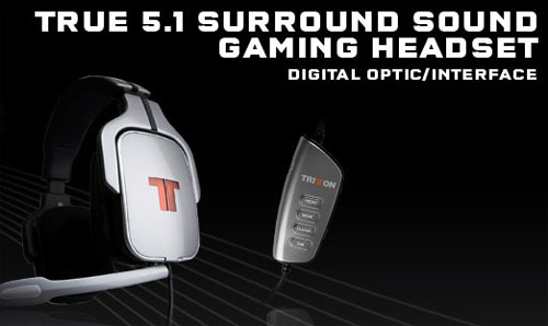 Tritton AX Pro Surround Sound Headphones