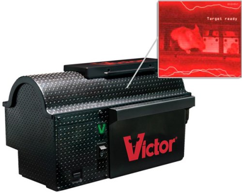 The Victor Multi-Kill: Like sending mice to the electric chair