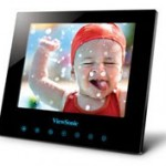 Viewsonic introduces two digital photo frames for the holidays