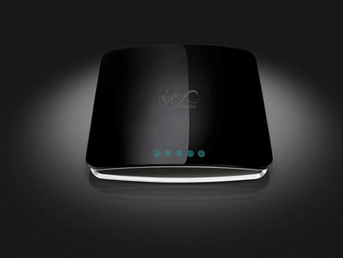Virgin Media announces 50Mbps cable modem