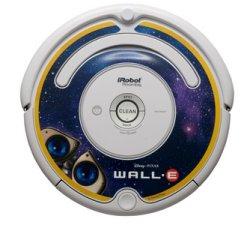 Limited Edition Wall-E Roomba really sucks