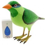 Wireless Lark Doorbell alerts you with a twitter