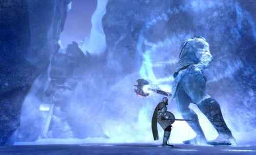 Age of Conan Ymir's Pass Screen Shot
