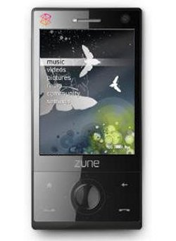 CNBC says Zune phone is real, codenamed Pink