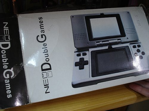 UK warns buyers of fake imported DS handhelds