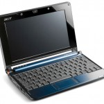 Acer grabs top spot in netbook sales chart