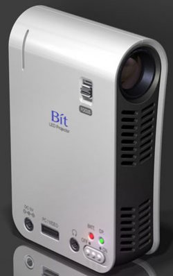 Adtec announces two tiny projectors
