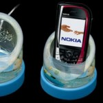 Fake aquarium USB hub & phone holder