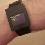 Asteroids watch outdoes the Pong-playing watch