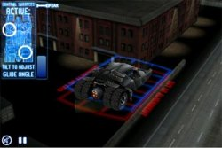 Drive the Batmobile using your iPhone
