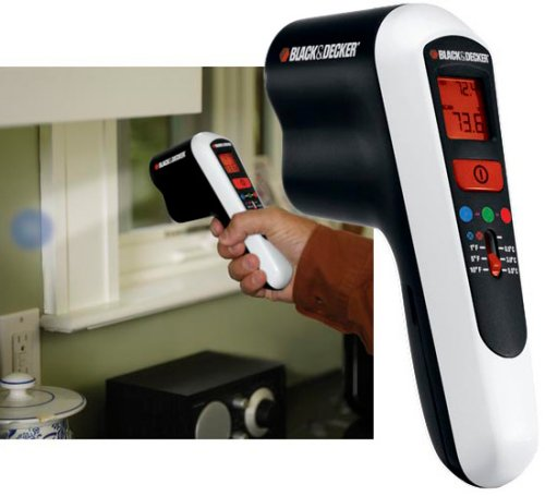 Black and Decker Thermal Leak Detector