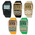 Casio Databank gets new colors