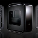 Cooler Master unveils all Cosmos Black details