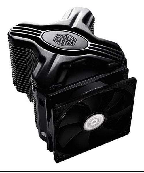 Cooler Master HyperZ600 Black