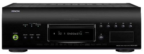 Denon DVD-A1UDCI: World's first universal Bluray player