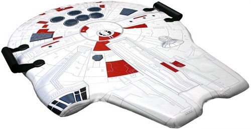 Millennium Falcon Sled won't do hyperspace