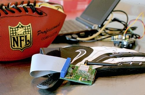 Sensor-equipped Footballs may make Refs obsolete