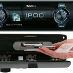 Fusion CA-IP500 Car Stereo eats your iPod