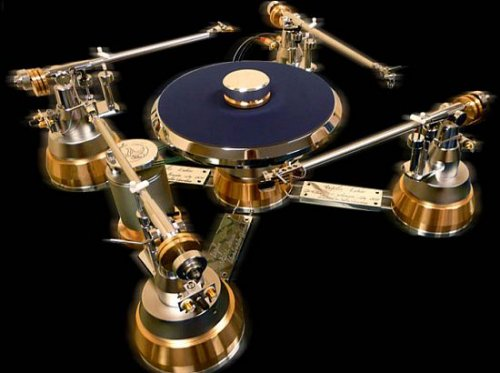 Amazing Angelis Labor Gabriel luxury turntable