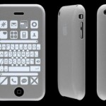 Silicone Touch: An iPhone case for the blind