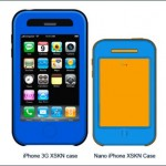 iPhone nano case appears